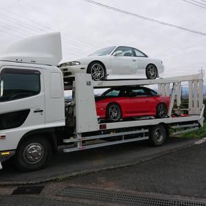 JAT積載車 JAPAN AUTO TECH