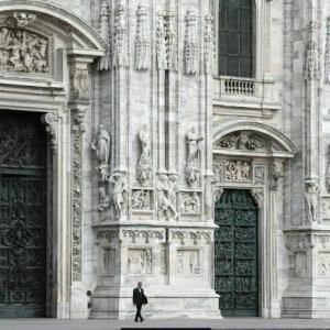 アンドレア・ボチェッリ、大聖堂にて