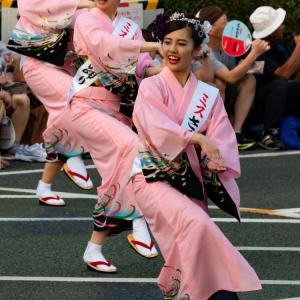 盛岡さんさ踊りを見よ!(3)縄文のエネルギーが爆発する