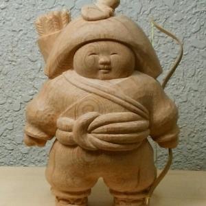 ででんぶん・・・縄文日本人を感じさせてくれる彫刻家・宇賀地洋子の世界