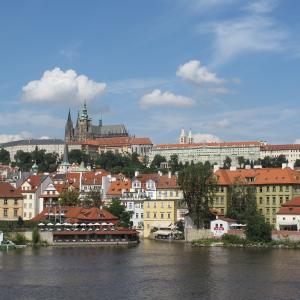 #264 プラハ城に行ってみた。(2009.8)