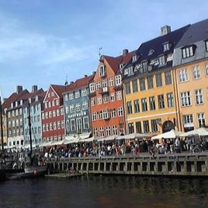 #282 デンマークで初めてmixドミトリーに泊まってみた。(2009.8)