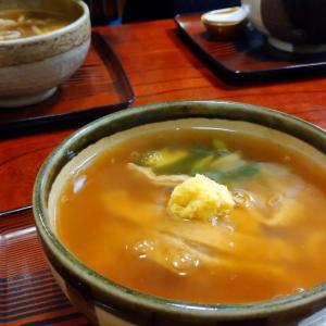 #290 京都で『たぬきうどん』を食べてみた。(2021.3)