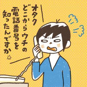 勧誘電話と戦ってみたら〜逆ギレ!