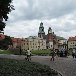 2019年夏ポーランド旅行 古都クラクフ4