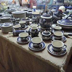 ポーランド・小人の国ヴロツワフ6 陶器の町ボレスワヴィエツ