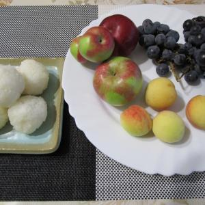 ブルガリア生活 十五夜とワイン作りとアップルパイ