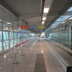 ブルガリアから日本へ3 ワルシャワ・ショパン空港で経由