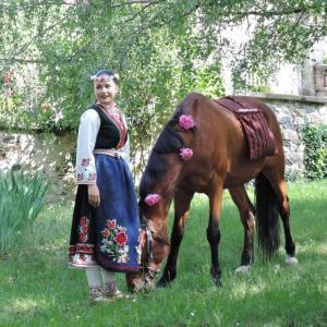 シプカ(ブルガリア)のバラ祭り