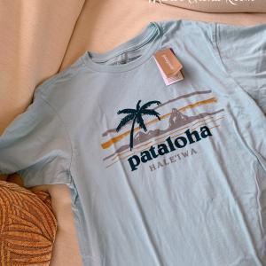 年末ハワイ:) パタゴニアとアレックスandアニで買ったもの