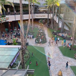 年末ハワイ:)超SALEのノードストロームコスメフロア