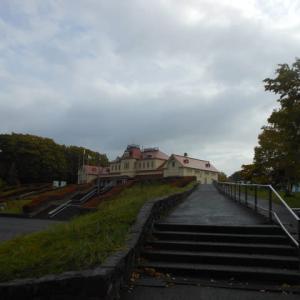 紅葉の北海道開拓の村