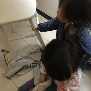 双子1歳9ヶ月 なかなか寝ない