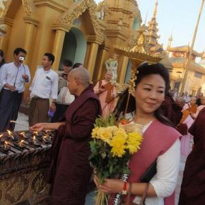 2019 ミャンマー瞑想道場ジプシー日記 15日目 モチベーション 3月22日(金)
