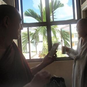 2019 ミャンマー瞑想道場ジプシー日記 52日目 雨を待つ日々 4月28日(日)