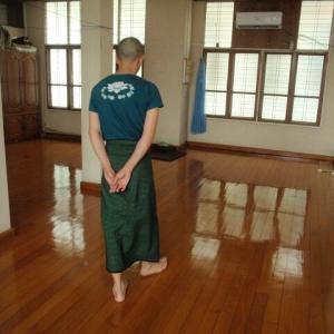 2019 ミャンマー瞑想道場ジプシー日記 55日目 第3レベルの神秘体験 5月1日(水)