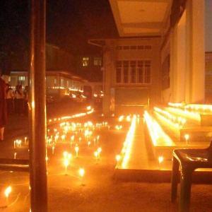 2019 ミャンマー瞑想道場ジプシー日記 62日目 生活インフラは途上国 5月8日(水)