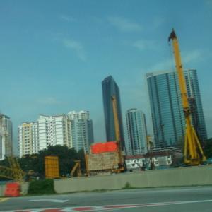 マレーシアは東京より大変らしい