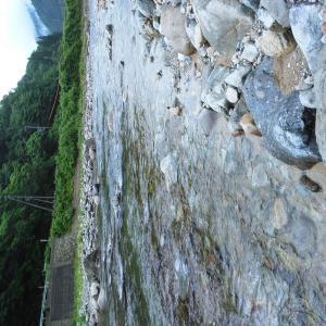 馬瀬川、雨の解禁