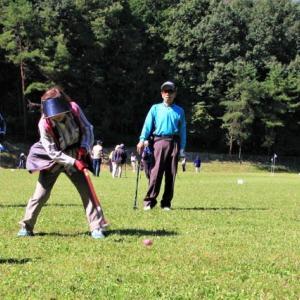 栃年協グラウンドゴルフ大会