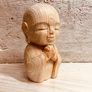 「一笑仏で木彫りを楽しむ会」こっそり開催を続けております