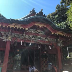 写真で見る♡開運大人の遠足in江島神社様②