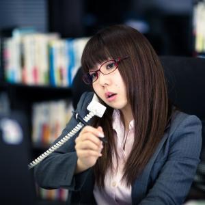 在宅勤務中、会社から入る電話はロクなことがない。