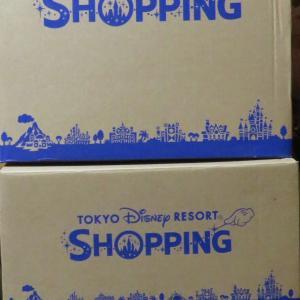 増え続ける ディズニーの 箱 最近の 購入品