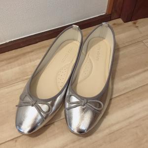 シンプリストの新しい靴。~さてはてどこに連れてってくれるのかしら?~