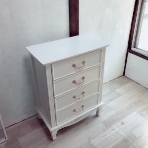 シンプリスト 家具を売る。~メルカリで売れたチェストのその後。~
