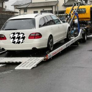 またしても車の修理でござい