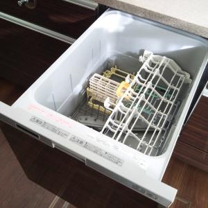 入居1か月ちょっとで食洗器買替、だが予想しない事態発生!