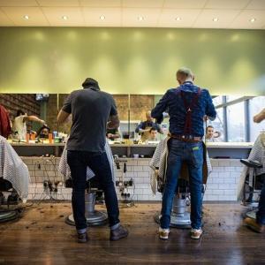 不器用さんの散髪屋さん開店
