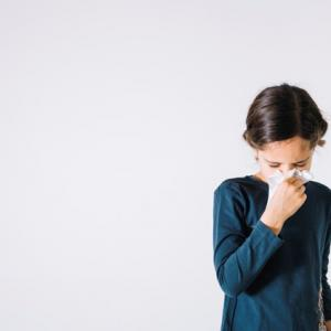 もう発症した寒暖差アレルギー