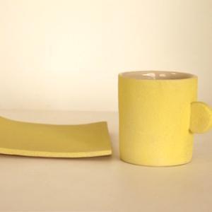 明るい気分で〜黄色いセット〜