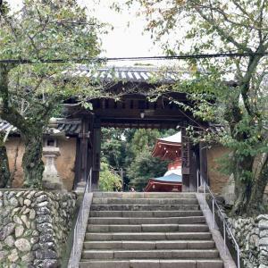【和歌山】空海のお母様が暮らした慈尊院(女人高野)&丹生官省符神社へ。どちらも世界遺産