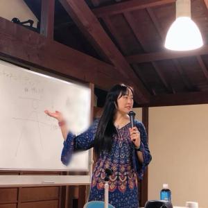 金沢に行ってきました②チャネルリーディング講座最終日