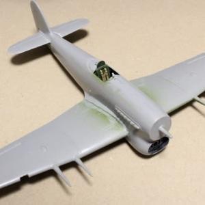 1/48 Monogram Hawker Typhoon その2