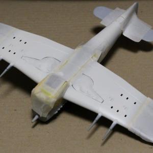 1/48 Monogram Hawker Typhoon その3