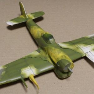 1/48 Monogram Hawker Typhoon その4