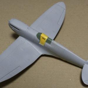 1/48 タミヤSpitfire Mk.Ⅰ その6