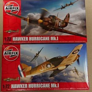 1/72 Hawker Hurricane