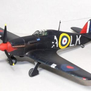 1/72 Hawker Hurricane(12)
