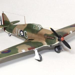 1/72 Hawker Hurricane(13)