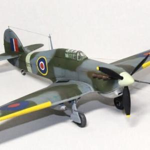 1/72 Hawker Hurricane(15)