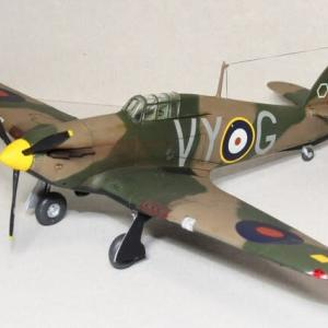 1/72 Hawker Hurricane(14)