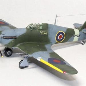 1/72 Hawker Hurricane(16)