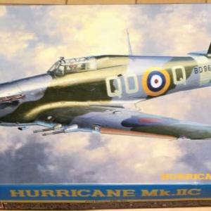 1/48 Hawker Hurricane Mk.Ⅱc (1)