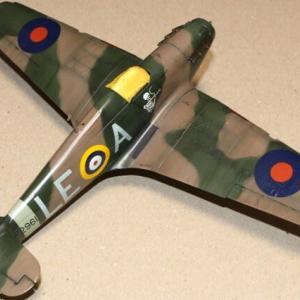 1/48 Tamiya Hawker Hurricane Mk.Ⅰ (3)