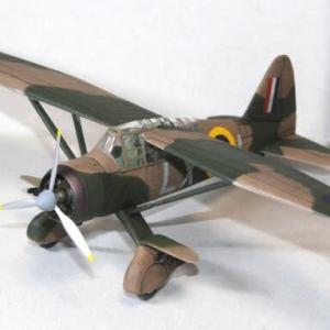 1/72 Revell Westland Lysander Mk.Ⅱ(3)完成